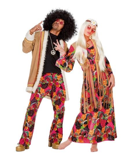 Hippiekläder